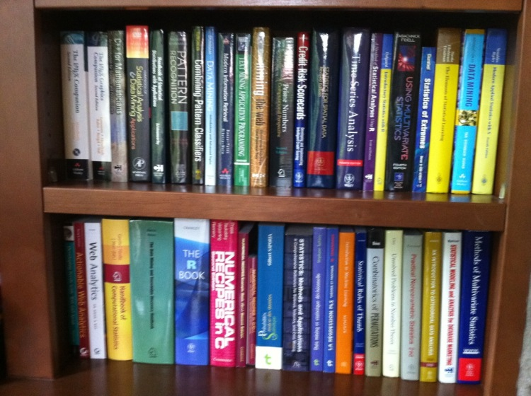 More than 100 data science, analytics, big data, visualization books